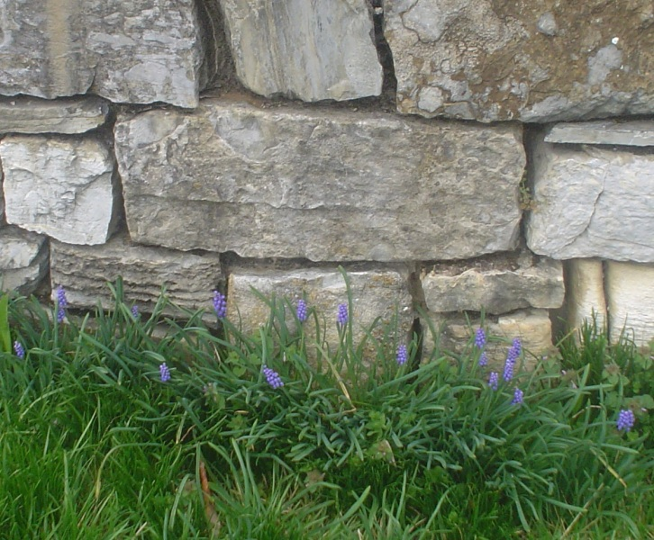 3stone wall