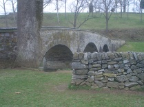 1b Bridge and stone wall