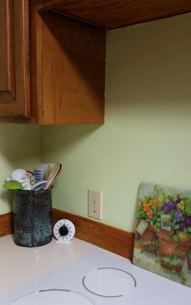 kitchen done