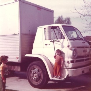 Ian and AK truck