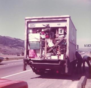 truck to AK