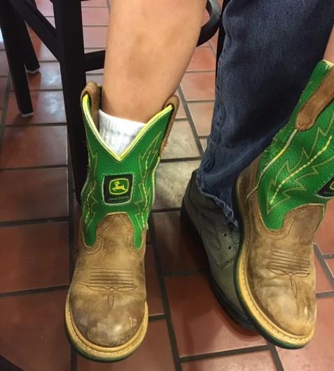 Logans boots