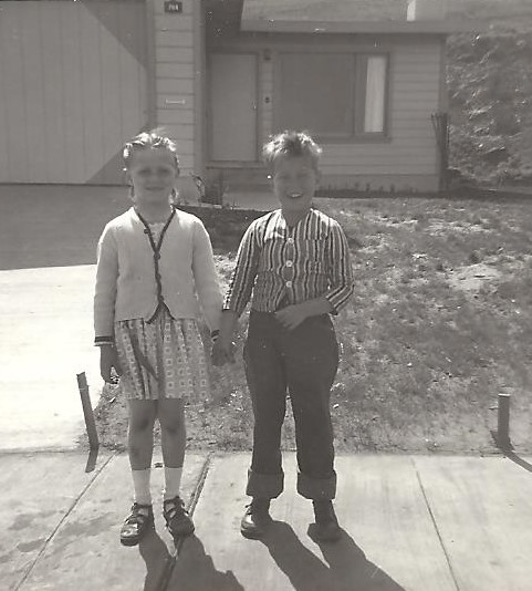 Brooke and Wayne 1954 Pacifica